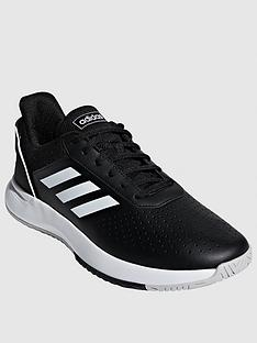adidas-courtsmash-black