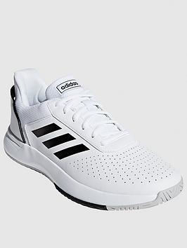 Adidas   Courtsmash - White/Black