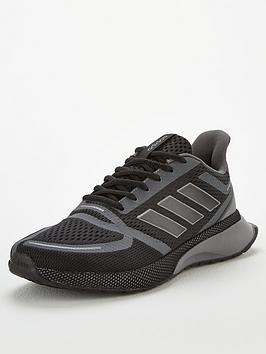 Adidas Adidas Novafve - Black/Grey Picture