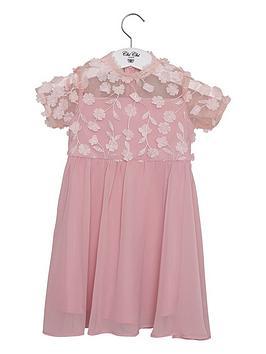 chi chi london Chi Chi London Girls Scorcha Dress - Pink Picture
