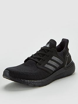 Adidas Adidas Ultraboost 20 - Black Picture
