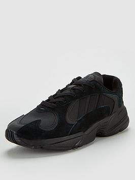 adidas Originals Adidas Originals Yung 1 - Black Picture