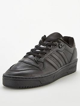adidas Originals Adidas Originals Rivalry Low - Black Picture
