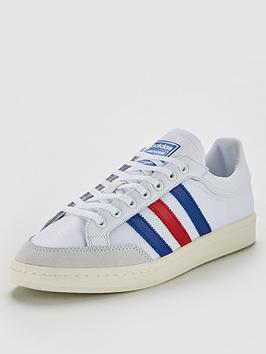 adidas Originals Adidas Originals Americana Low - White/Blue/Red Picture