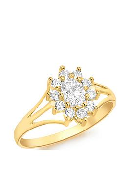 love-gold-9ct-gold-cubic-zirconia-cluster-ring-with-cut-out-shoulder-detail