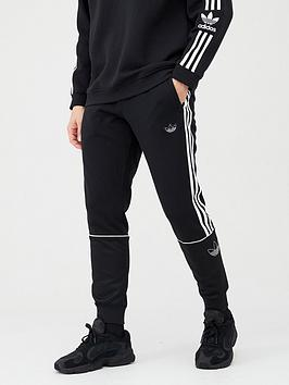 adidas Originals  Adidas Originals Outline Track Pant - Black