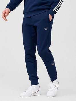 adidas Originals Adidas Originals Outline Track Pants - Night Indigo Picture