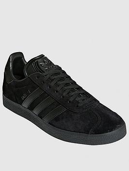 adidas Originals Adidas Originals Gazelle - Black Picture