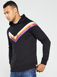 wrangler-cut-amp-sew-hoodie-black