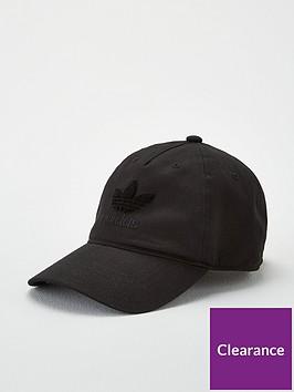 adidas-originals-chenille-cap-black