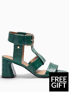 topshop-topshop-dylannbspcrocnbspchunky-buckle-sandals-green