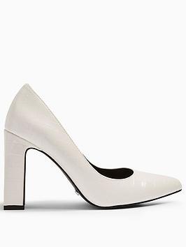 topshop-elongate-court-shoes-white