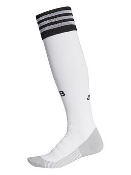 Adidas Adidas Junior Home Germany Euro 2020 Replica Socks - White Picture