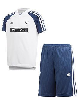 Adidas Adidas Messi Sumer Suit Picture