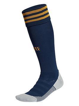 Adidas Adidas Junior Home Spain Euro 2020 Replica Socks - Navy Picture