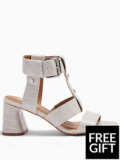 topshop-topshop-dylannbspcrocnbspchunky-buckle-sandals-grey