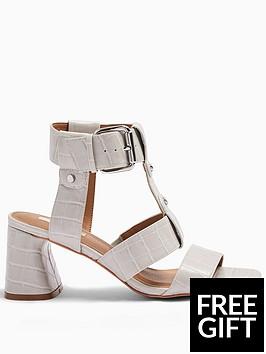topshop-topshop-dylannbspcrocnbspchunky-buckle-sandals-grey