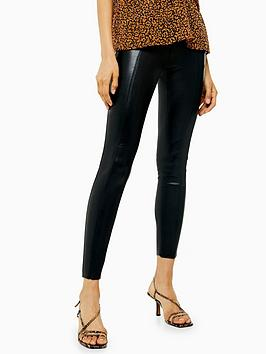 topshop-topshop-tall-piper-pu-ankle-grazer-skinny-trousers-black