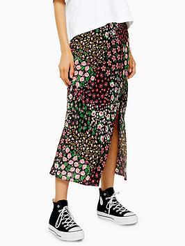 topshop-patchwork-floral-bias-cut-midi-skirt-multi
