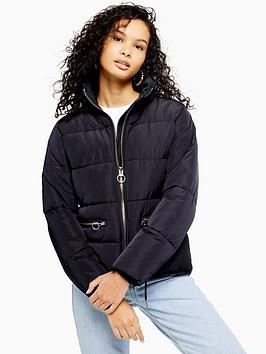 topshop-topshop-contrast-faux-fur-trim-detachablenbsphood-padded-jacket