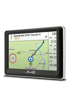 mio-mio-spirit-7700-truck-full-europe-5-inch-sat-navnbspwith-lifetime-maps