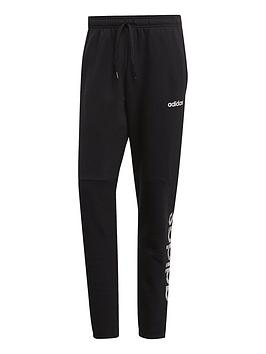 Adidas   Camo Linear Pants - Black