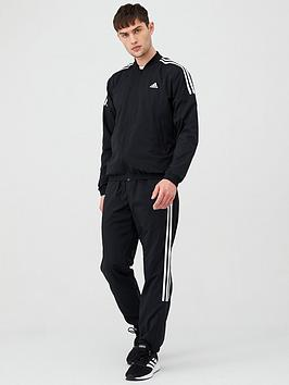 Adidas Adidas Woven Light Tracksuit - Black Picture