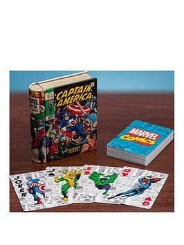 Marvel Marvel Comic Book Playing Cards Picture