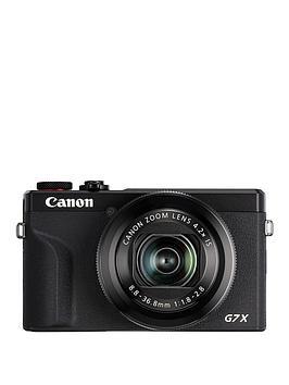 Canon Canon Powershot G7X Mkiii Camera Black Picture