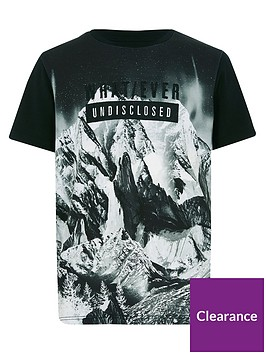 river-island-boys-mountain-print-t-shirt-black