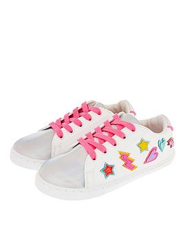 accessorize-super-hero-applique-trainers-white