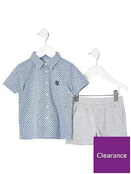 river-island-mini-mini-boys-printed-polo-shirt-outfit-blue