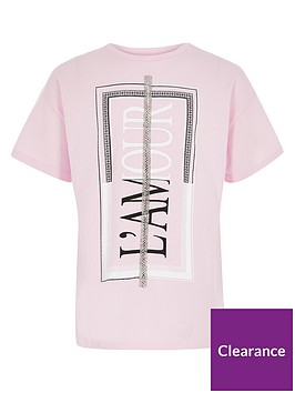 river-island-girls-printed-embellished-t-shirt-pink