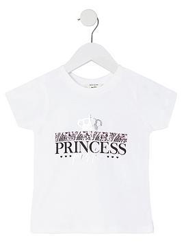 river-island-mini-mini-girls-princess-t-shirt-white