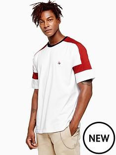 topman-topman-cut-and-sew-t-shirt