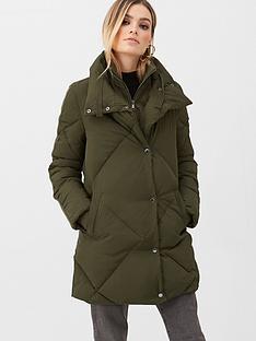 v-by-very-diamond-quilt-padded-jacket-khaki