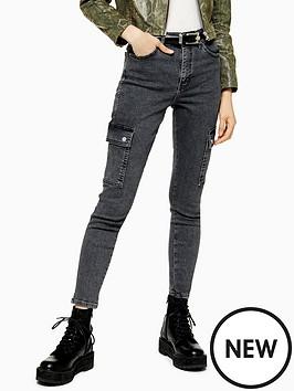 topshop-topshopnbspjamie-utility-high-waist-skinny-jeans-washed-black