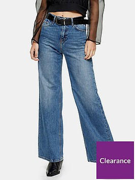 topshop-slim-wide-leg-high-rise-jeans-mid-blue