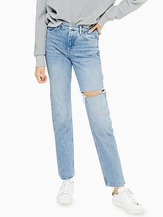 topshop-topshop-bleach-wash-ripped-straight-leg-jeans-bleached