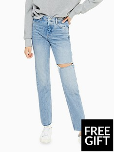 topshop-topshop-bleach-wash-ripped-straight-leg-jeans-bleached