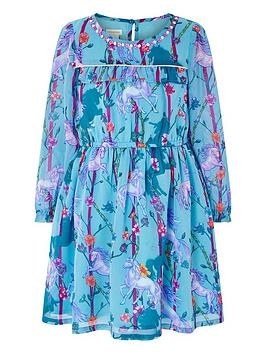 monsoon-sew-nella-unicorn-dress-turquoise