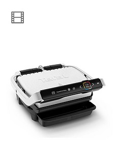 tefal-gc750d40-optigrill-elite-intelligent-health-grill-12-automatic-settings-and-cooking-sensor-ndash-stainless-steel