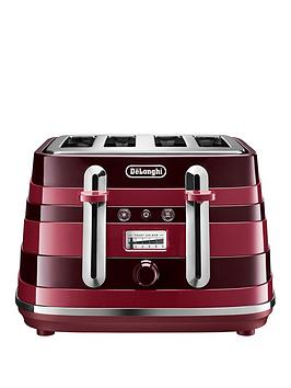 delonghi-avvolta-class-ctac4003r-4-slice-toaster-red
