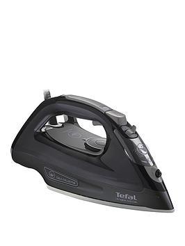 Tefal   Fv2662 Ultraglide Anti-Scale Steam Iron, 2500W &Ndash; Black