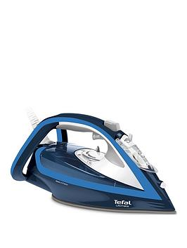 Tefal  Fv5670 Turbo Pro Anti Scale Iron, 2800W &Ndash; Blue