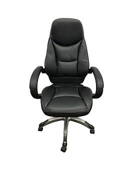 alphason-portico-faux-leather-office-chair