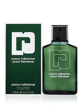 Paco Rabanne Paco Rabanne Pour Homme 100Ml Eau De Toilette Picture