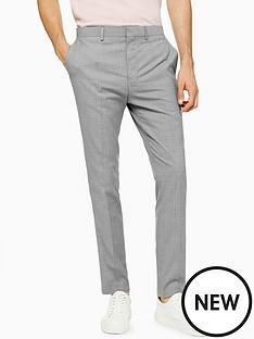 topman-topman-skinny-fit-suit-trousers-grey