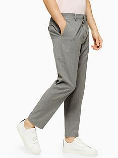 topman-topman-slim-fit-suit-trousers-grey