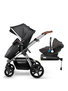silver-cross-silver-cross-wave-2019-pushchair-car-seat-base-bundle